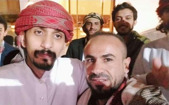اليوتيوبر اليمني الشهير بالسعودية يصل الى صنعاء وسط استقبال جماهيري كبير