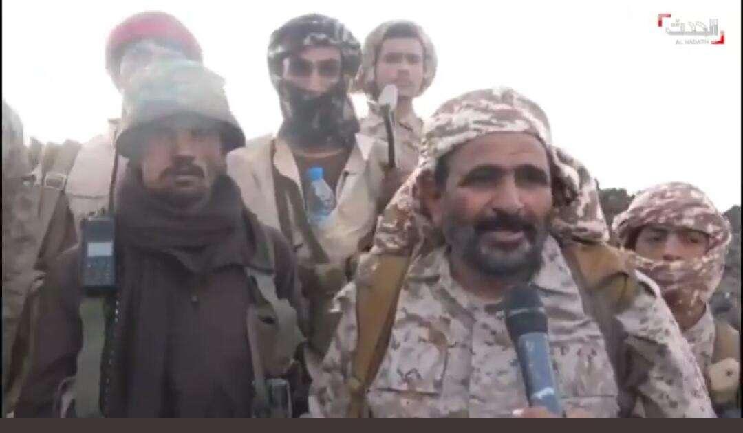 قائد عسكري.. الجيش الوطني استطاع إسقاط طائرات مسيرة تابعة للحوثي