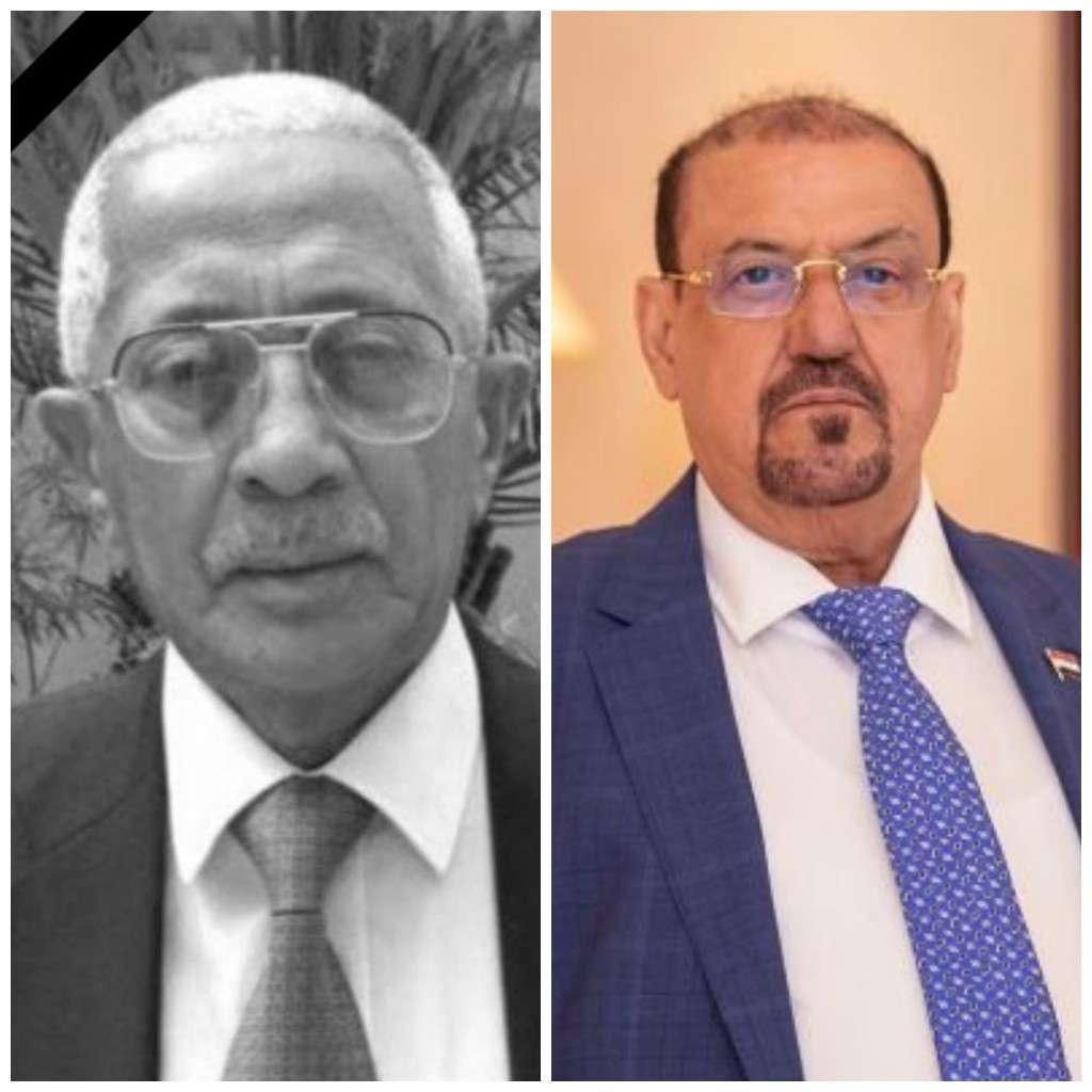 رئيس مجلس النواب يعزي في وفاة الشخصية الوطنية محمد الجنيد
