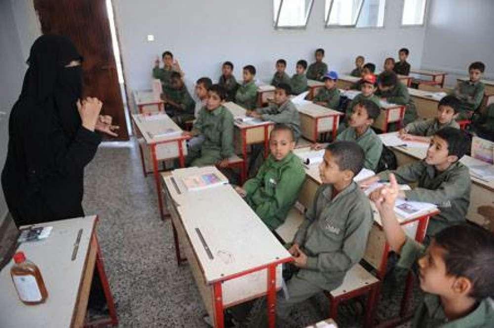 وكيل وزارة العدل: هكذا يُحرف الحوثي المناهج التعليمية في الشمال(صورة)