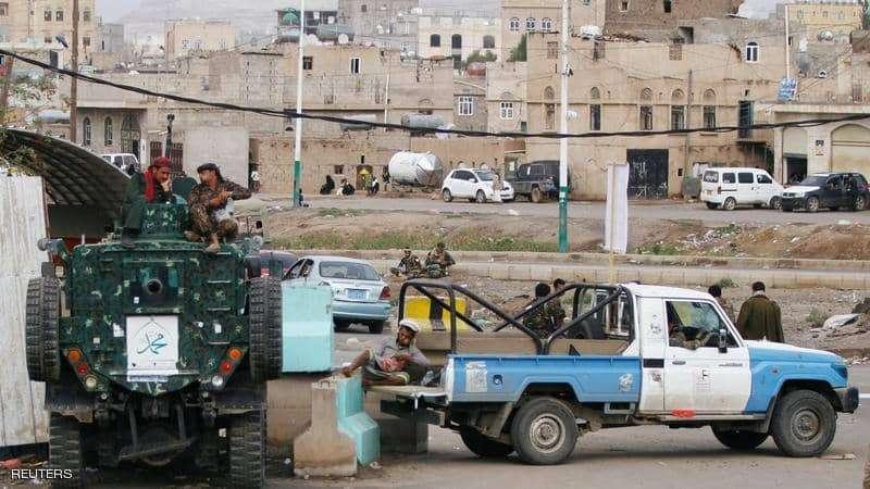 ميليشيات الحوثي تعتقل عدداً من الضباط والقيادات الامنية بصنعاء