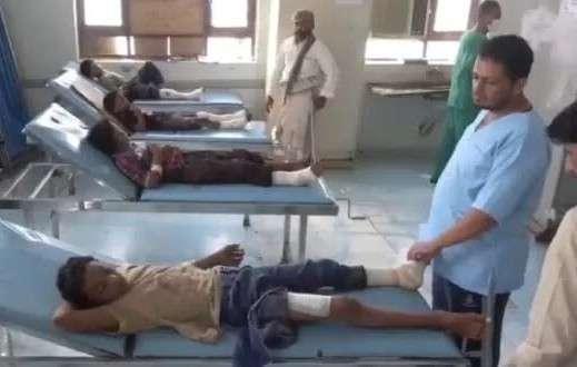 مقتل وإصابة 176 مدنيًا بينهم 62 طفلاً وامرأة بوسائل قتل حوثية بالساحل الغربي خلال 7 أشهر