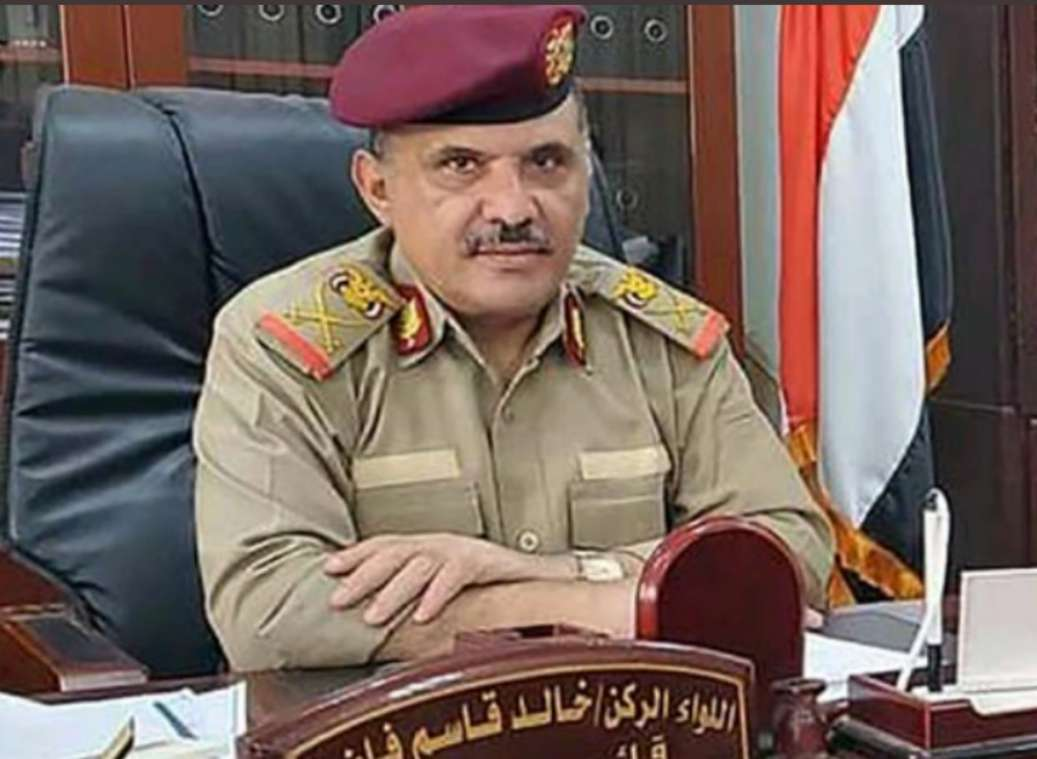 قائد محور تعز يؤكد أن قوات الجيش الوطني حررت خلال الأشهر الماضية مناطق واسعة غرب المحافظة