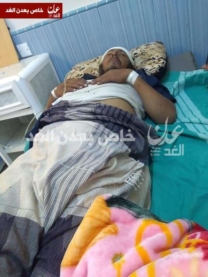 إستشهاد القائد الميداني احمد الدماني في محور مكيراس