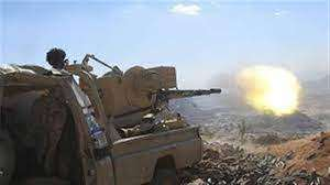 صد هجوم للحوثيين في جبهة الحلحل