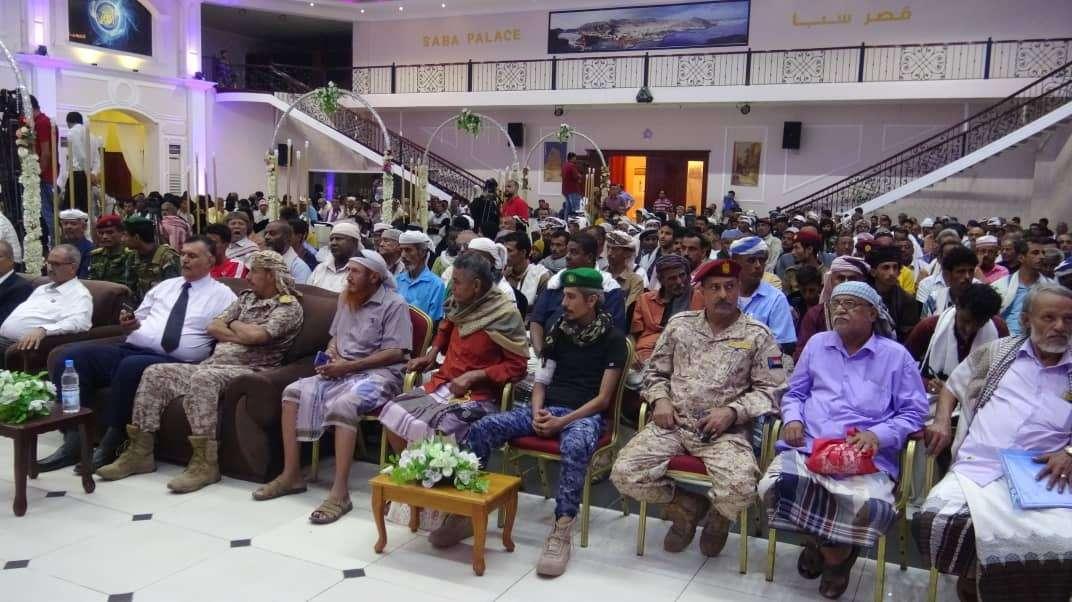 المجلس الانتقالي الجنوبي يقيم حفل تأبين فقيد الوطن الحوتري بالعاصمة عدن (نسخة إضافية)