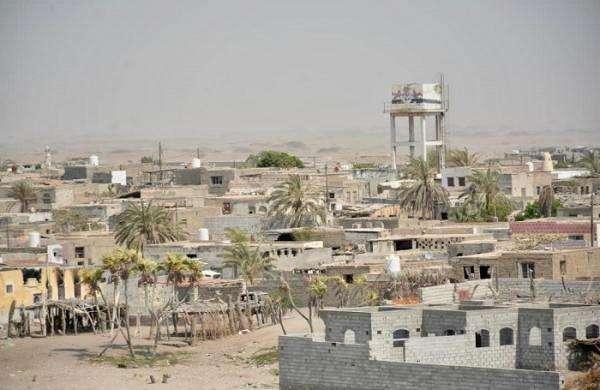 استشهاد مواطن بقصف حوثي على الأعيان المدنية في الدريهمي