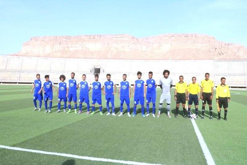 في منافسات تجمع سيئون لأندية الدرجة الأولى ..حضور فريق وحدة صنعاء وغياب التلال