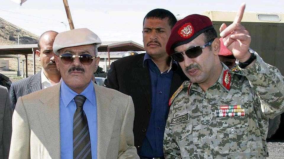 ناطق المقاومة الوطنية:يصف العقوبات التي فرضت على الرئيس علي عبدالله صالح ونجله أحمد ب التعسفية
