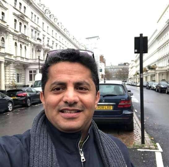علي البخيتي: حميد الأحمر كان متحدثًا باسم الحوثيين قبلي